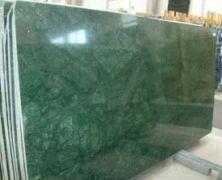 Зеленый мрамор - натуральный камень